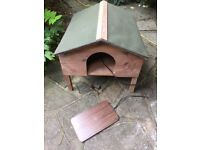 Outdoor house for Cat
