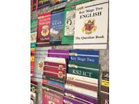 Ks2/ks3 study books