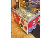 Ice Cream Fridge Freezer