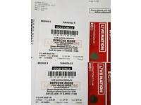 Golden Circle Depeche Mode tickets London stadium