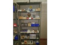 JOBLOT ARCHITECTURAL IRONMONGERY DOOR HANDLES LOCKS HINGE NAILS SCREWS BOLTS FASTENERS ALL OFFERS
