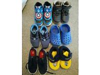 Boy shoes size 7 and size 8