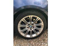 BMW Alloys 18 M Sport, Original - Great Price (bmw, msport, alloys, 18, rims)