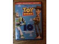 Disney DVD- toy story (2 disc collectors edition)