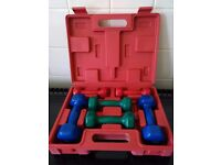 Ladies dumbells