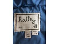Hatley bear design snowsuit snow suit pram suit