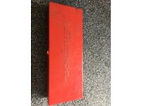 snap on tools bearing puller set used condition
