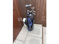 Ram 3G concept clubs with bag in used condition