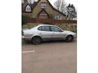 Daewoo Leganza cdx with genuine low mileage for spares or repairs