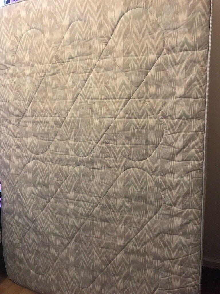 Double mattress for sale!!! Must go asap