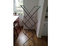 Clothes drying (airer) rack
