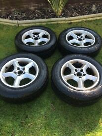 X5 wheels and tyres