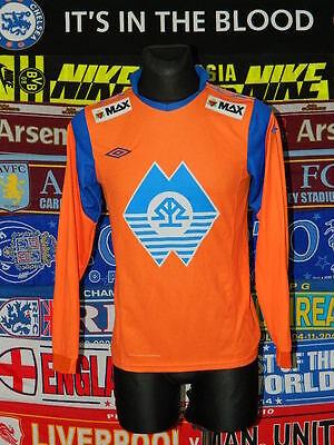 4/5 Aalesunds FK adults S 2011 football shirt jersey trikot skjorta image
