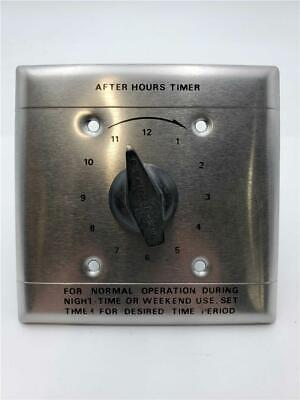 Mark Time After Hours Timer Series 70000 20a 120-240v