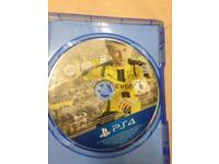 Fifa 17 ps4 (Sony PlayStation 4)