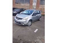 Nissan Note 1.4 2009 (59) Very Low Mileage