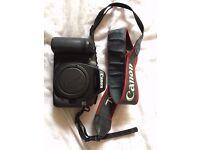 Canon EOS 30D + 18-55mm Lens