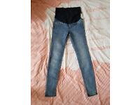 Brand new H&M Super Skinny Maternity Jeans Size 10