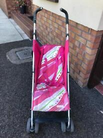 Mamas & papas Buggy - Good Condition