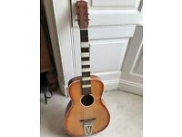 Airline vintage 6 string guitar