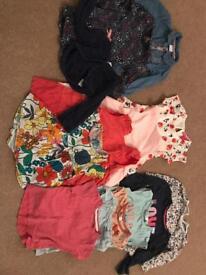Girls clothes bundle 18-24months