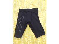 2XU MCS Run compression short - Small (used twice, as good as new)
