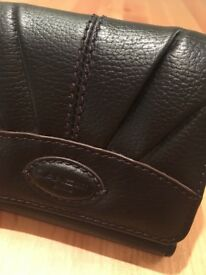 Lancel wallet – genuine leather