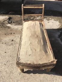 Chaise longue - upholstery project