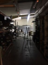 5000 sq m - 2 floors warehouse to rent in Capital Industrial Park - Colindale Business Park