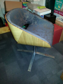 4 office/reception chairs £50 each