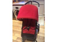 Bugaboo frog in used condition
