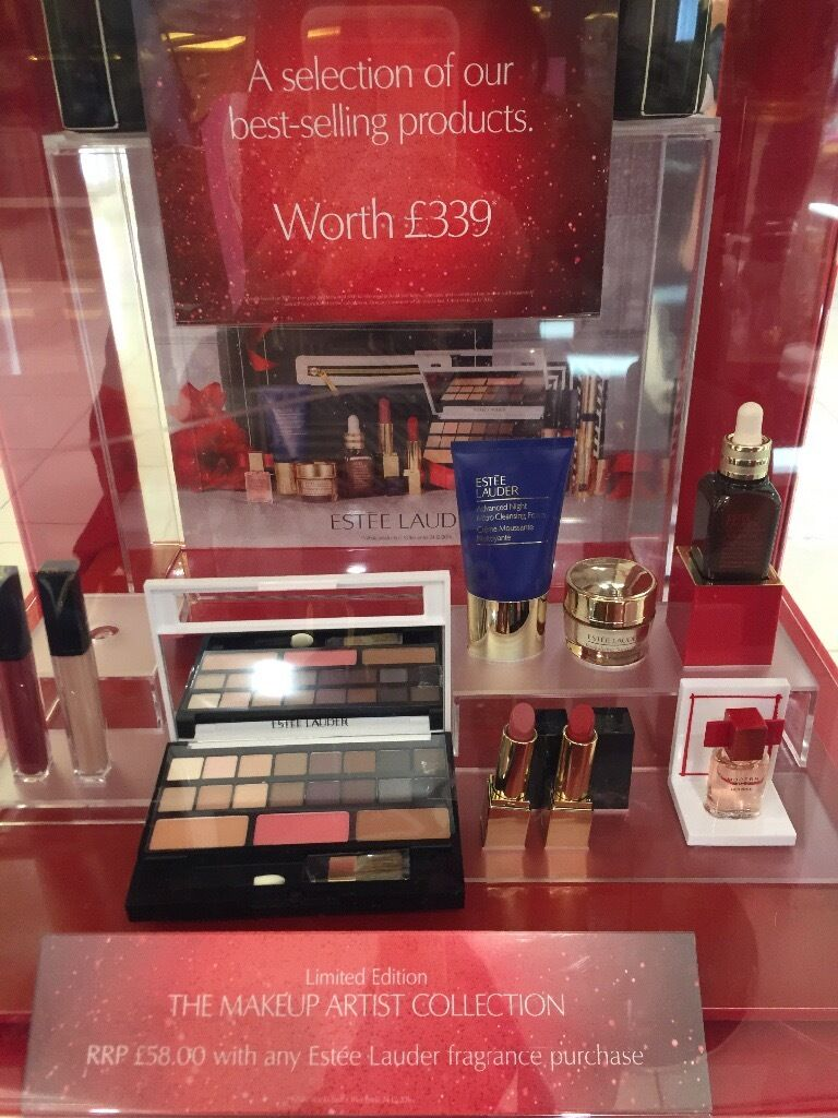 ESTEE LAUDER Xmas Blockbuster Gift Box 2016 ltd. ed. Makeup Artist gift box Collection! *RRP £339+ | in Cheadle, Manchester | Gumtree