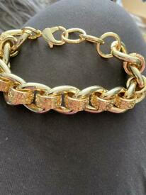 Gorgeous Heavy GP Rollerball Bracelet 80g WILLING TO POST