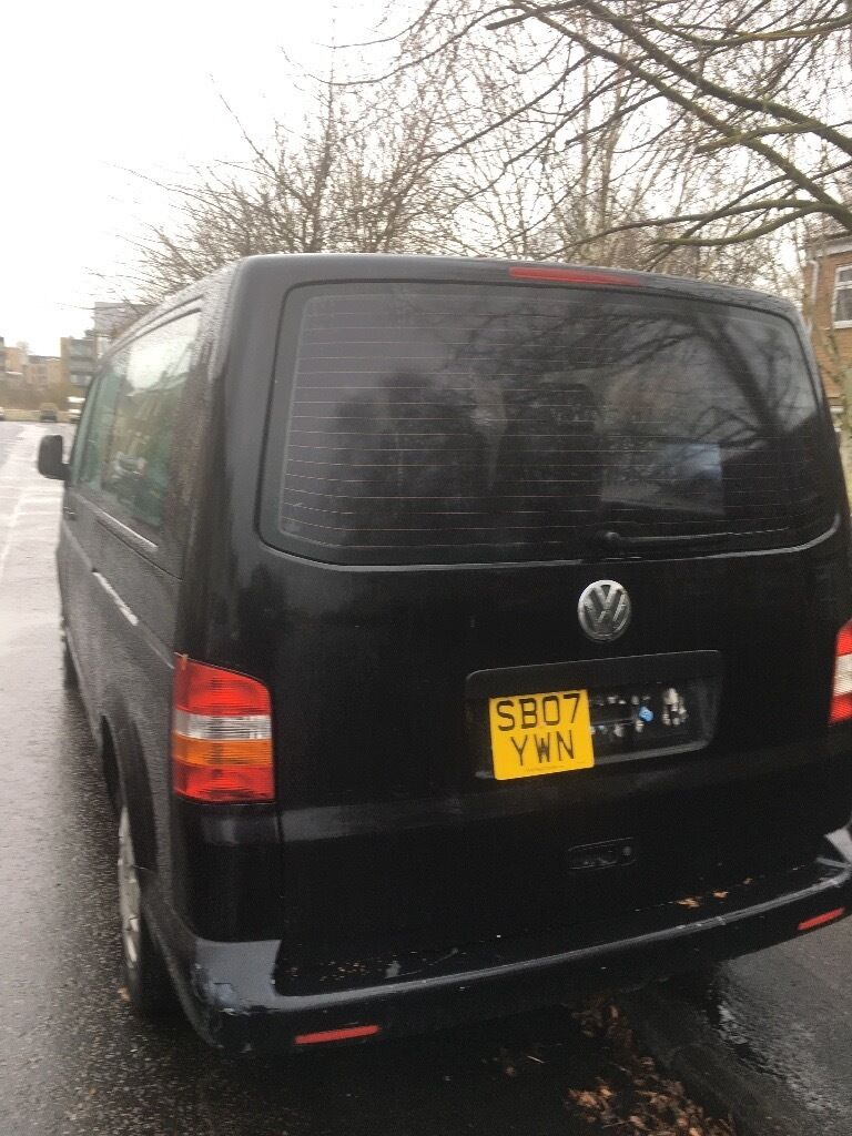 Vw Transport Taxi For Sale Full Hackney Carriage In