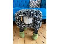 Fabulous Crafts Martha the Sheep Footstool