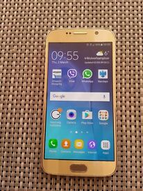 Samsung Galaxy 6S Gold (Unlocked)