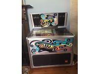 1970s Rock-Ola jukebox - stunning psychedelic light display