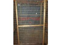 Aviary Panels 6 x 3ft