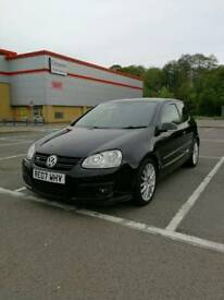 Golf gt tdi 2007 2.0l (170) bhp new mot fsh