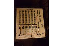 Allen and Heath Xone 62 Mixer