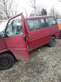 Left hand drive VOLKSWAGEN TRANSPORTER JUST ARRIVED FROM GERMANY...