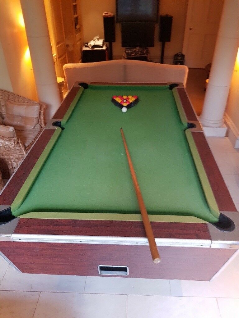 Pool Table Includes Balls And Cue In Kensington London Gumtree - Kensington pool table