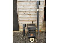 Kabola Old English Diesel Stove
