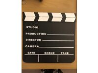 Clapperboard - Hollywood Home Movie Film