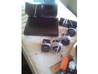 Panasonic SA-PT470 DVD Home Theater Sound System