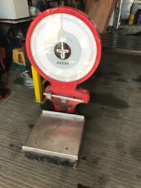 OLD AVERY SCALES FOR SALE