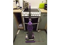 yellow and grey dyson dc07 in good condition