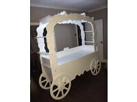 Sweet Fairytale Carriage