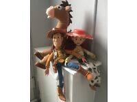 Vintage Toy Story toys