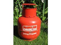 CALOR GAS 3.9KG PROPANE EMPTY GAS BOTTLE,